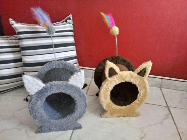 Arranhador tunel de gato - Foto 3
