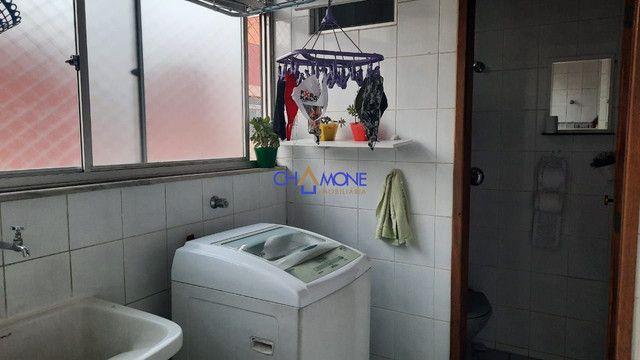 Apartamento à venda com 3 dormitórios em Alípio de melo, Belo horizonte cod:6210 - Foto 2