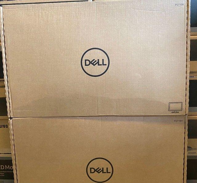 Monitor Dell Led 27 FullHd NFe Lacrado Ips Hdmi Ajuste Altura Rotacao 85.70-62.79