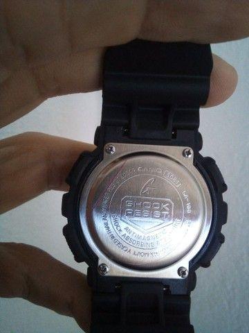 Relógio Casio G-Shock GA100 A prova d'água - Foto 3