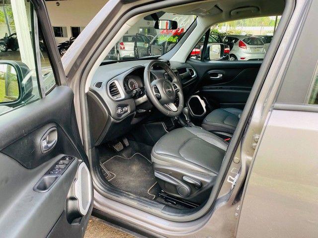 RENEGADE 2019/2020 1.8 16V FLEX LONGITUDE 4P AUTOMÁTICO - Foto 10