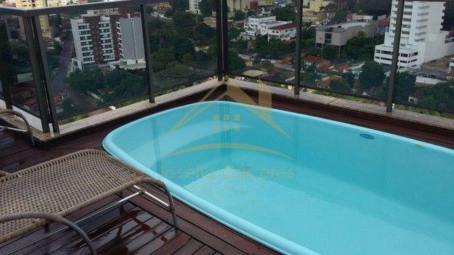 Cobertura para venda tem 368 metros quadrados com 4 quartos em Duque de Caxias - Cuiabá -