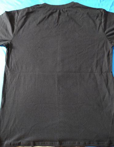 DC Camiseta Black Adam/Adão Negro - Foto 2