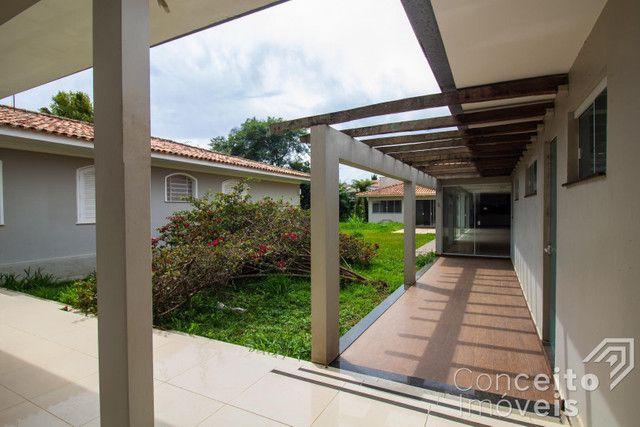 Casa para alugar com 4 dormitórios em Jardim carvalho, Ponta grossa cod:393230.001 - Foto 14