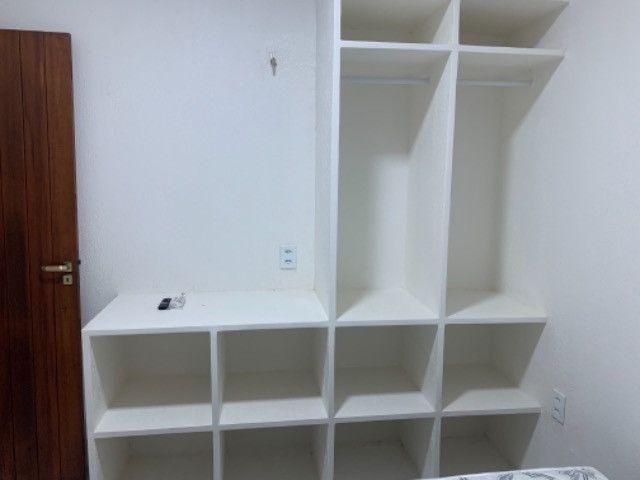 Alugam- se kitnet mobiliado e sem mobília  - Foto 2