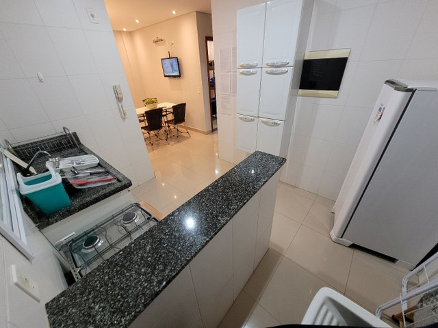 Apartamento mobiliado de TEMPORADA NOVINHO bem localizado em Cuiabá - Foto 7
