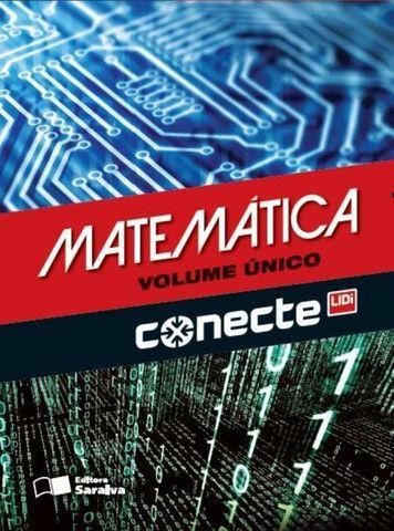 Livro de Matemática, volume único, Editora Saraiva