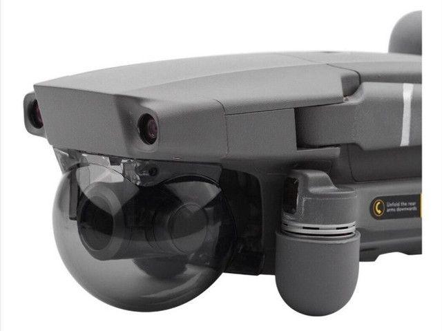 Protetor Gimbal Mavic 2 Pro Zoom - Foto 6