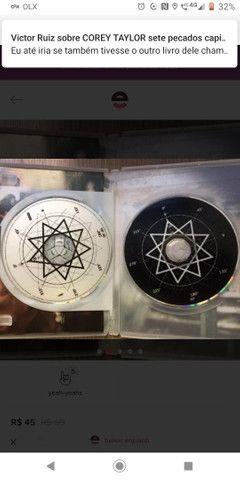 Slipknot live At download 2009 usado - Foto 2