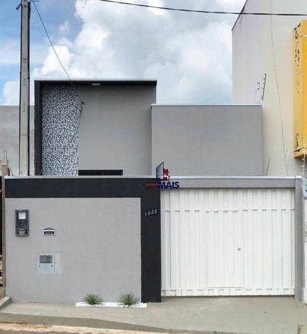 Casa com 2 dormitórios à venda, 70 m² por R$ 170.000,00 - Colina Park I - Ji-Paraná/RO