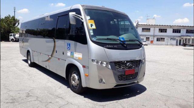 Micro Onibus Executivo Seminovo Volare