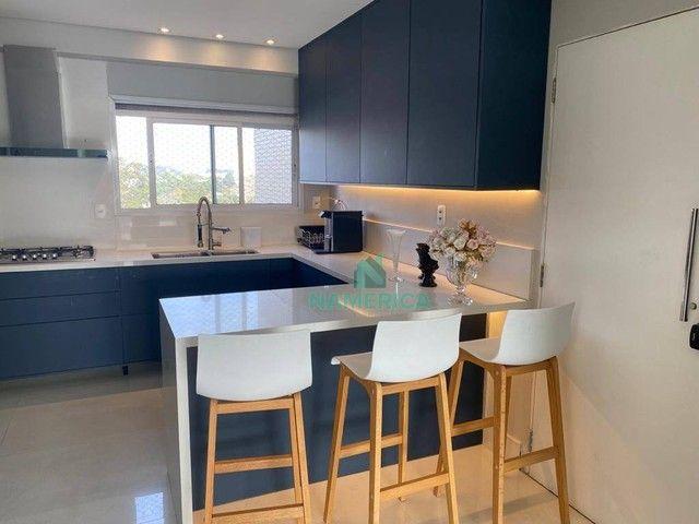 Apartamento, 266 m² - venda por R$ 2.300.000,00 ou aluguel por R$ 16.000,00/mês - Jardim T - Foto 3