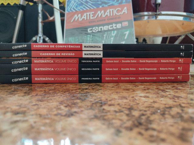 Livro de Matemática, volume único, Editora Saraiva - Foto 2