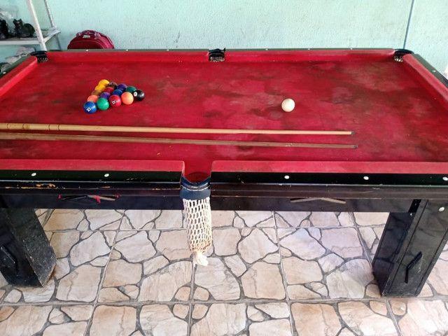 mesa de sinuca/ bilhar - Foto 3