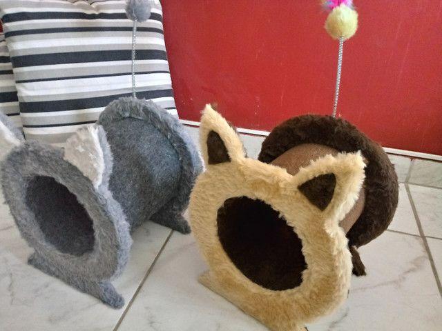 Arranhador tunel de gato