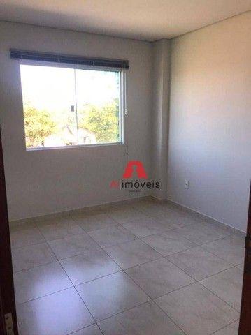 Apartamento com 3 dormitórios para alugar, 86 m² por R$ 1.600,00/mês - Jardim Tropical - R - Foto 10