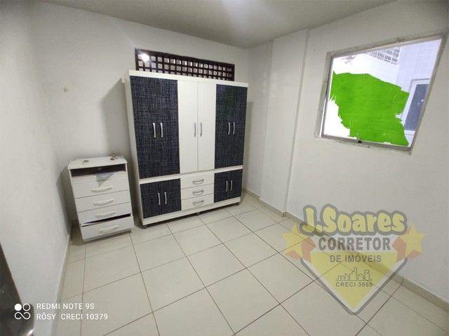 Bessa, 3 quartos, DCE, suíte, 95m², R$ 1.500 C/Cond, Aluguel, Apartamento, João Pessoa - Foto 6