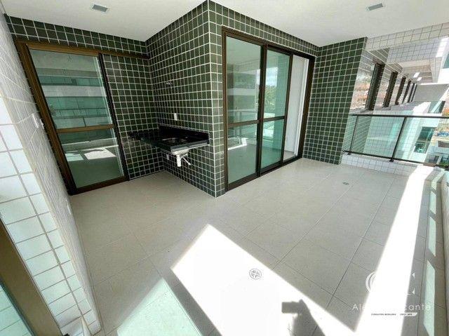 Apartamento com 3 dormitórios à venda, 114 m² por R$ 950.000,00 - Guaxuma - Maceió/AL - Foto 6