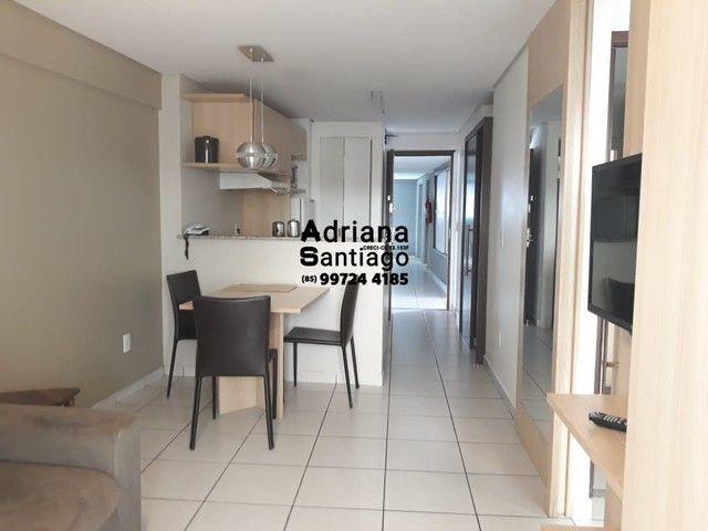 Apartamento à venda no Beach Class em Fortaleza - Foto 2