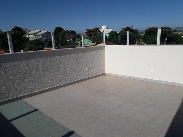 Cobertura pronta pra morar no Rio Branco ? 2 quartos, churrasqueira, 1 vaga - Foto 5