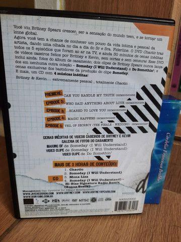 [DVD e CD] BRITNEY E KEVIN CHAOTIC - Foto 2