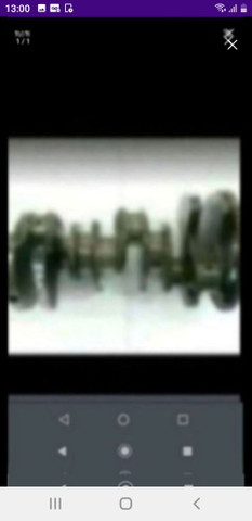 Virabrequim ( Cambota ) STD de Hiunday Santa Fe e Tucson 2.7 V6