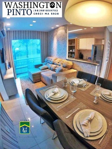 86/ Gran Village Brasil 3, aptos de 57m2 com suite - Foto 4