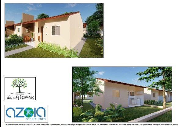 Casa no Residencial Vale das Baraúnas no Panorama Caruaru PE - Foto 5