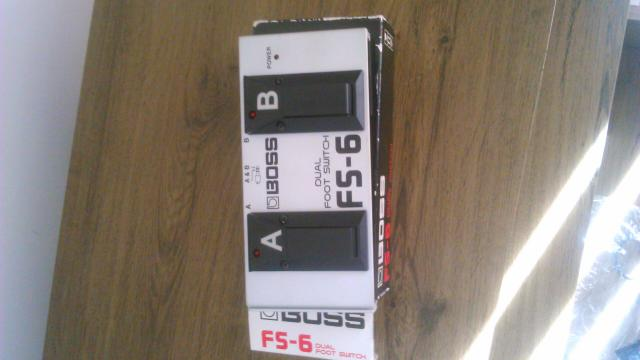 Foot boss fs6