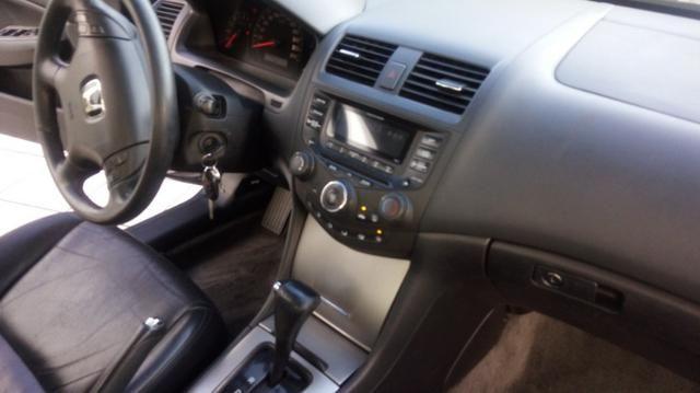 Honda Accord Ex V6 3.0 240cv Ano 2005 Aceito Trocas