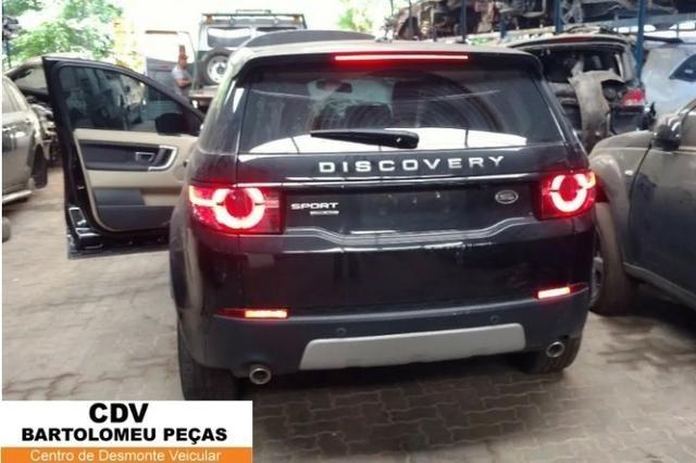 Peças Land Rover Discovery Sport - Foto 2