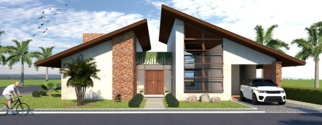 Casa no Condomínio Águas da Serra, 04 suítes, 297m2, Bananeiras/PB