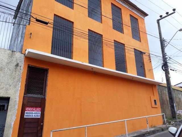 Prédio comercial para locação, Centro, São Luís.