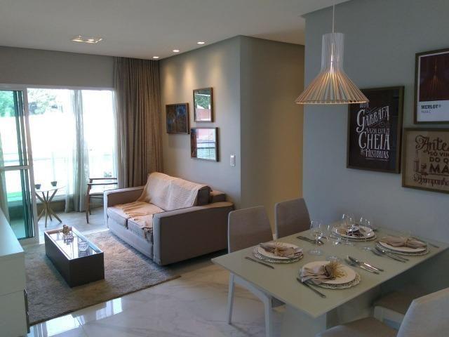 Apartamento 2 ou 3 quartos, lazer diferenciado, Próximo ao shopping do Eusébio, 229.500,00