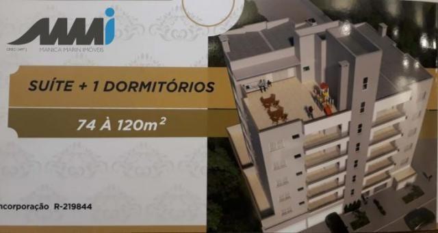 Di napoli - apartamento com 2 quartos sendo uma suite - Foto 3