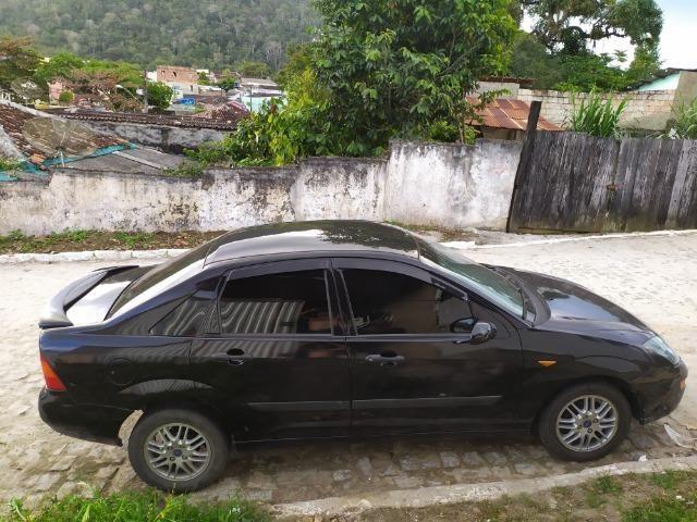 Focus sedan impecável aceito trocas