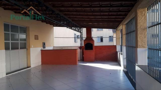 Apartamento à venda com 2 dormitórios em Castelândia, Serra cod:4175 - Foto 13