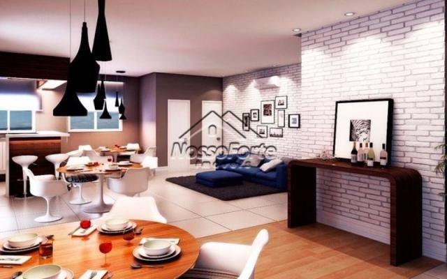 Lançamento Apartamento no Maracanã em Praia Grande - Foto 4