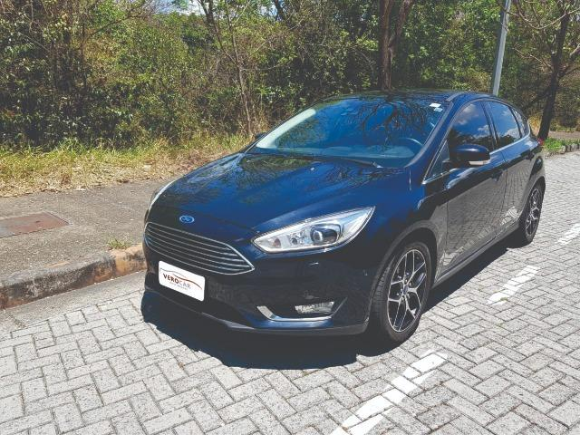 Ford Focus Hatch Titanium Plus 2016 - Foto 2