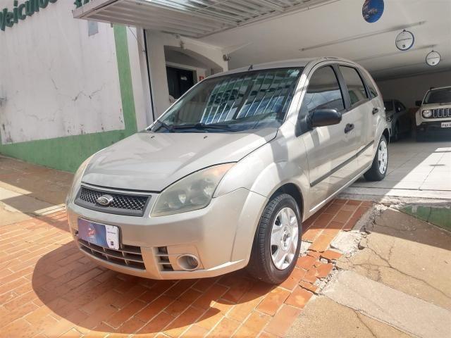 Ford Fiesta Hatch 1.0 Flex c/ Hidráulica *Apenas R$990,00 Entrada + 48x R$499,00 - Foto 3