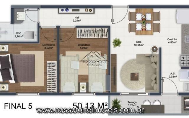 Lançamento Apartamento na Mirim em Praia Grande - Foto 15
