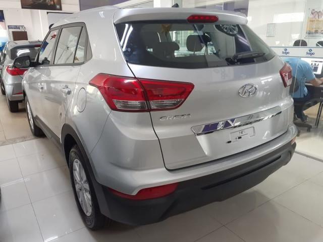 Hyundai Creta 1.6at Smart S020 2020 Flex - Foto 7