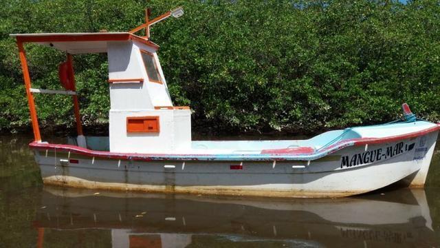 Barco 100% fibra