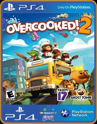 Ps4 Overcooked!2
