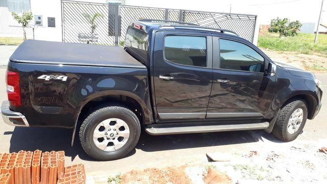 Urgente vendo S10 ltz aut diesel motor 200cv 98 mil no Dinheiro - Foto 3