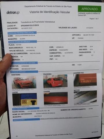 Preço de REVENDA | Gol G6 1.6 HIGHLINE Completo - Foto 9