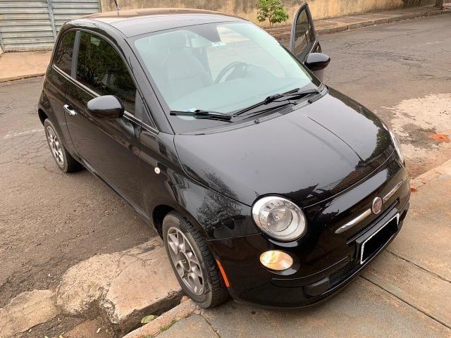 Fiat 500 1.4 CULT 8V Evo Flex 2P Dualogic