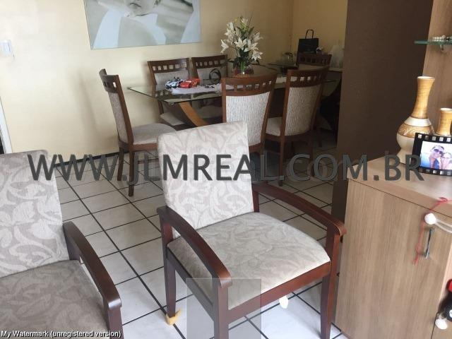 (Cod.:050 - Damas) - Mobiliado - Vendo Apartamento com 71m², 3 Quartos - Foto 6