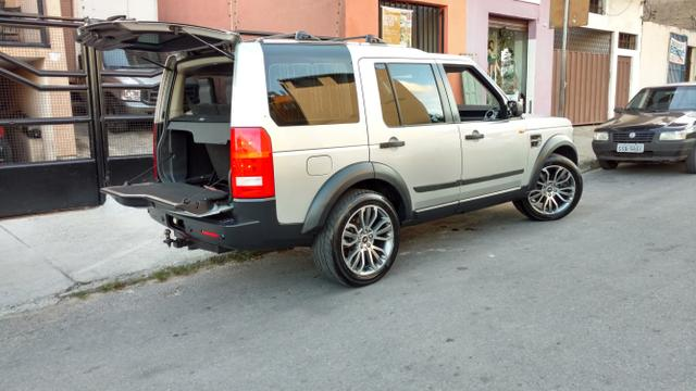 Land Rover Discovery 3 SE 2008 - Foto 9