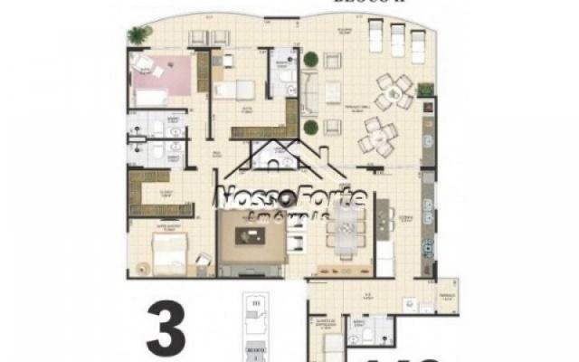 Apartamento no Centro de Mongaguá - Foto 12